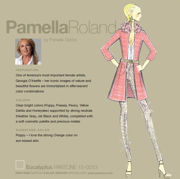 Hot Fashion Color Trends For Spring 2010