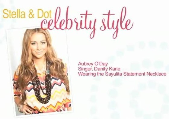 Barbara walters the style file for Stella and dot san francisco