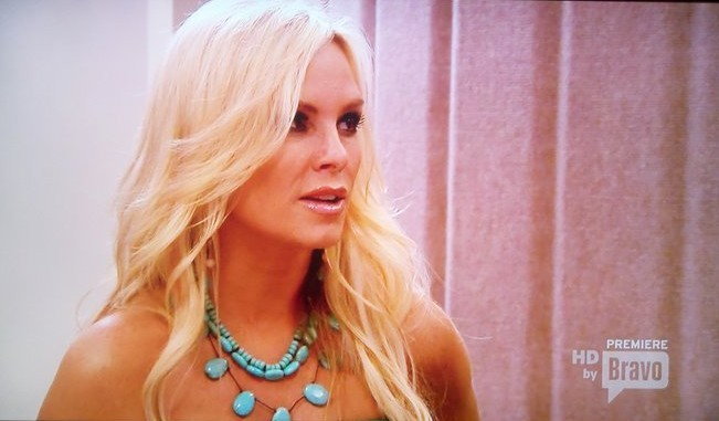 And in the same episode, Tamra was seen wearing the Cortez Turquoise ...