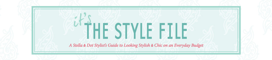 The Style File: