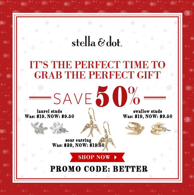Stella and dot coupon code