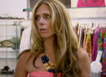 Blue Stella & Dot Necklace Seen on New TV Show 'Pretty Wicked Moms