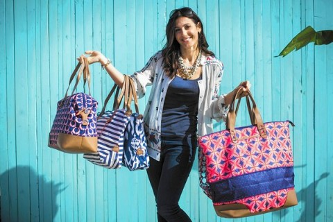 Profile: Jessica Herrin, founder and CEO of Stella & Dot