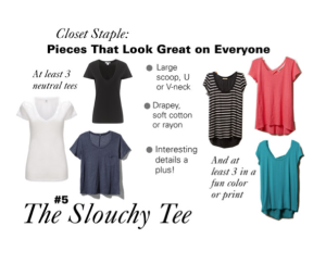 The Slouchy Tee